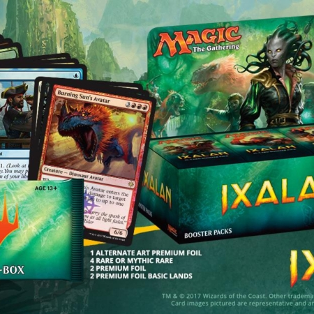 Buy A Box Magic the Gathering Ixalan XLN