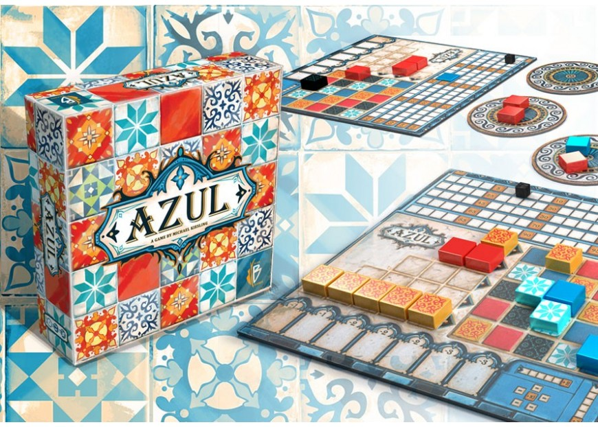 Image result for AZUL GAME